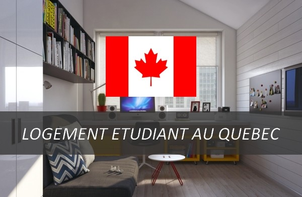 logement etudiant quebec canada