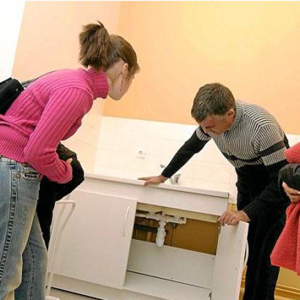 check list dans l 39 appartement posez toutes ces questions lors de la visite de l 39 appartement. Black Bedroom Furniture Sets. Home Design Ideas