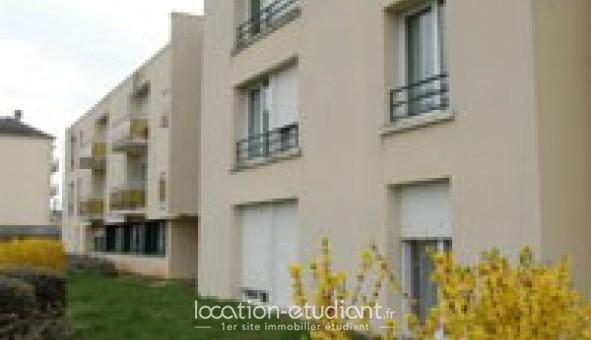 Crous Blois R 233 Sidence Rocheron 224 Blois