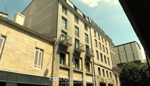 R sidence crous la boetie bordeaux 33000 for Residence location bordeaux