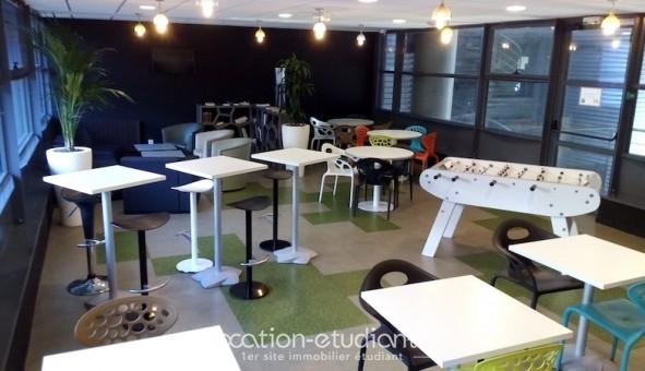 Logement étudiant CAMPUSEA - CAMPUSEA LILLE EURALILLE  - Lille (Lille)