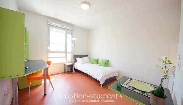 Logement étudiant CARDINAL CAMPUS - ARTS LUMIERE  - Lyon 8ème arrondissement (Lyon 8ème arrondissement)
