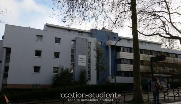 Logement étudiant SERGIC - NANTEA SERGIC RESIDENCES  - Nantes (Nantes)