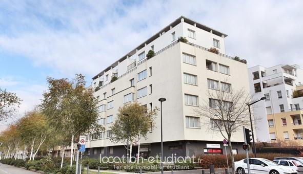 Logement étudiant NEORESID - VIGNY MUSSET  - Grenoble (Grenoble)