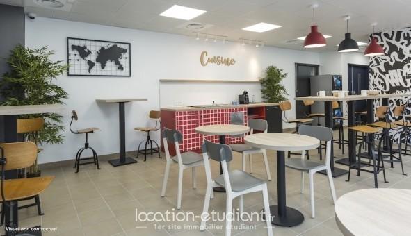 Logement �tudiant ODALYS CAMPUS - ODALYS CAMPUS AMIENS HOTILLONNAGES  - Amiens (Amiens)