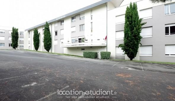 Logement étudiant NEXITY STUDEA - STUDEA BORDEAUX OUEST  - Bordeaux (Bordeaux)