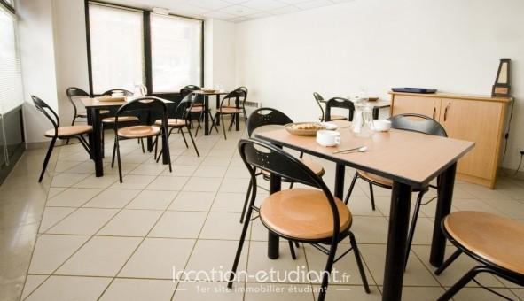 Logement étudiant NEXITY STUDEA - STUDEA BUTTES CHAUMONT 1  - PARIS (PARIS)