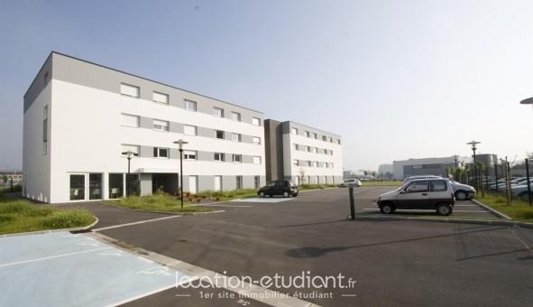 Logement étudiant NEXITY STUDEA - STUDEA LILLE I  - Villeneuve d'Ascq (Villeneuve d'Ascq)