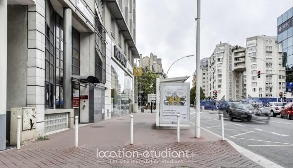 Logement étudiant NEXITY STUDEA - STUDEA PORTE D'ORLEANS  - Montrouge (Montrouge)