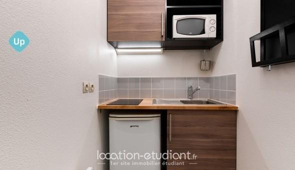 Logement étudiant NEXITY STUDEA - STUDEA RIVE GAUCHE  - Paris 13ème arrondissement (Paris 13ème arrondissement)