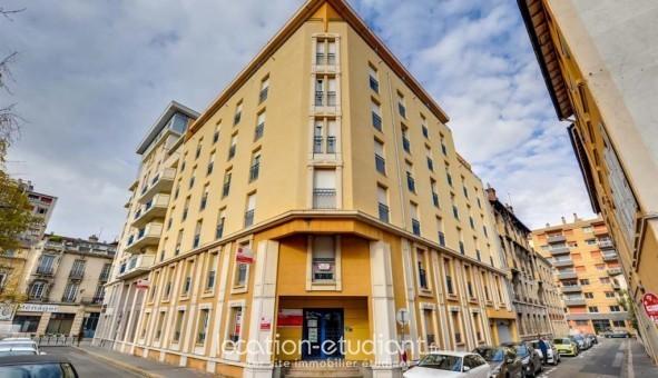 Logement étudiant NEXITY STUDEA - STUDEA TREFILERIE  - Saint Étienne (Saint Étienne)
