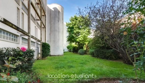 Logement étudiant NEXITY STUDEA - STUDEA PARIS GRANDE BIBLIOTHEQUE  - Paris 13ème arrondissement (Paris 13ème arrondissement)