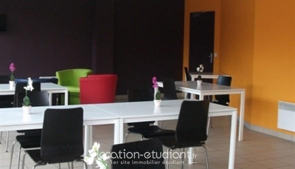Logement étudiant NEXITY STUDEA - STUDEA ROUEN PREFECTURE  - Rouen (Rouen)