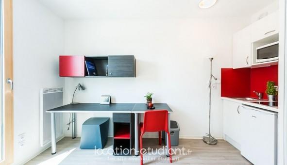 Logement étudiant CARDINAL CAMPUS - STUDIO 9  - Lyon   9ème arrondissement (Lyon   9ème arrondissement)
