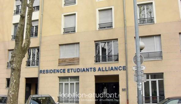 Logement étudiant GALLINE - ALLIANCE  - VILLEURBANNE (69100)