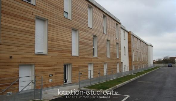 Logement étudiant TROYES AUBE HABITAT - ANATOLE FRANCE  - Troyes (Troyes)