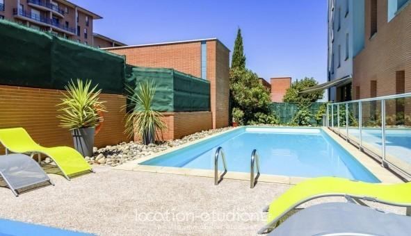 Logement étudiant Adagio - Aparthotel Adagio access Toulouse Jolimont  - Toulouse (Toulouse)