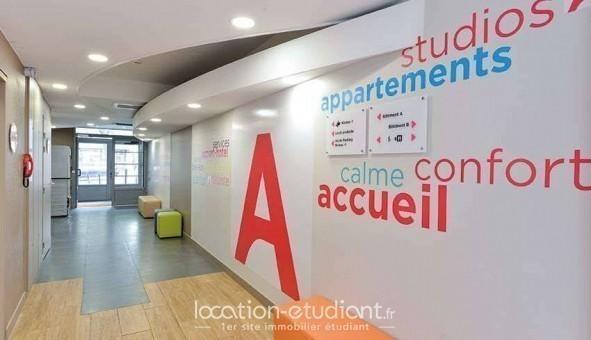 Location APPARTCITY - Appart'City Paris La Villette - Paris 19ème arrondissement (75019)