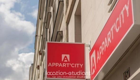 Logement étudiant APPARTCITY - Appart'City Paris La Villette  - Paris 19ème arrondissement (Paris 19ème arrondissement)
