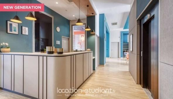Logement étudiant APPARTCITY - Appart'City Paris Clichy Mairie  - Clichy (Clichy)