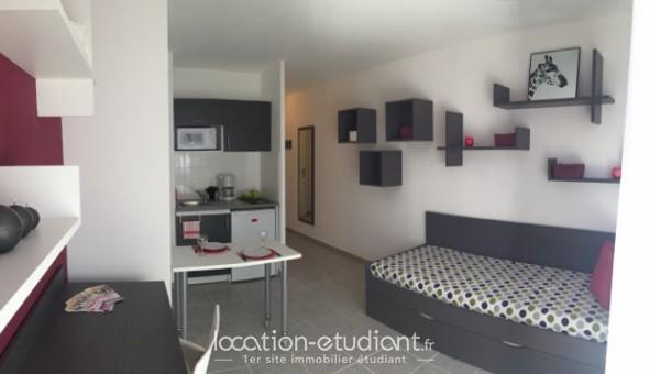 Logement étudiant NEMEA - APPART'ETUDES AIX CAMPUS 1  - Aix en Provence (Aix en Provence)