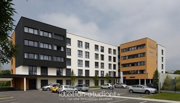 Logement étudiant NEMEA - APPART'ETUDES STANFORD  - Caen (Caen)