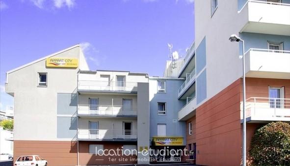 Logement étudiant APPARTCITY - APPARTCITY BREST PASTEUR  - Brest (Brest)