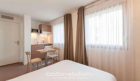 Logement étudiant APPARTCITY - Appart'City Marseille Euromed  - Marseille 02ème arrondissement (Marseille 02ème arrondissement)