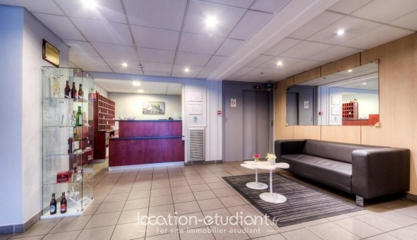Logement étudiant ZENITUDE - BESANCON - LA CITY  - Besançon (Besançon)