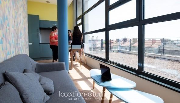 Logement étudiant CARDINAL CAMPUS - BUTTERFLY  - Lyon 7ème arrondissement (Lyon 7ème arrondissement)