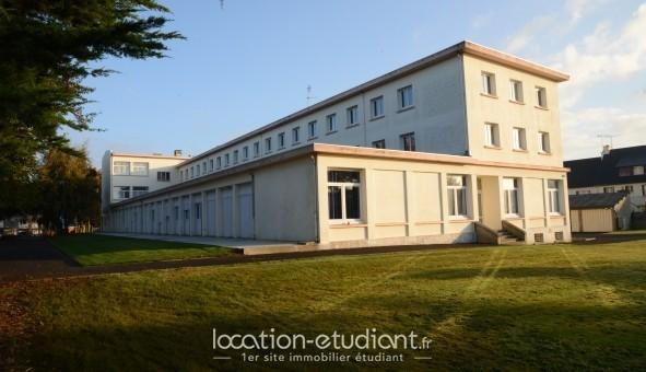 Logement étudiant CAMPUS D'ARMOR - CAMPUS D'ARMOR  - Saint Brieuc (Saint Brieuc)