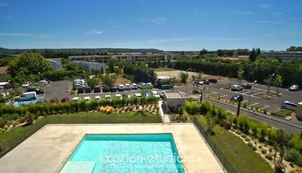 Logement étudiant KOSY APPART HOTELS - CAMPUS DEL SOL  - Avignon (Avignon)