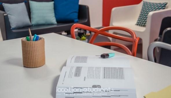 Logement étudiant CAP ETUDES - CAP'ÉTUDES TIMONE II   - Marseille 05ème arrondissement (Marseille 05ème arrondissement)