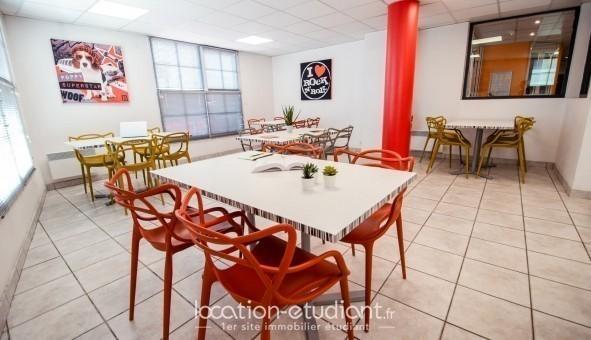 Logement étudiant CAP ETUDES - CAP'ETUDES TIMONE  - Marseille 10ème arrondissement (13010)