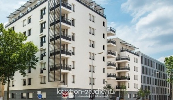 Logement étudiant CARDINAL CAMPUS - CARRE DES LUMIERES  - Lyon 8ème arrondissement (Lyon 8ème arrondissement)
