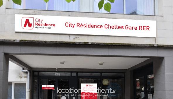 Logement étudiant CITY RESIDENCES - CITY RESIDENCE CHELLES GARE RER  - Chelles (Chelles)