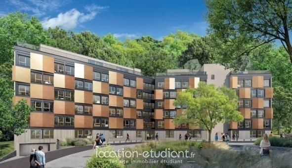 Logement étudiant CARDINAL CAMPUS - CLUB 55  - Lyon 9ème arrondissement (Lyon 9ème arrondissement)