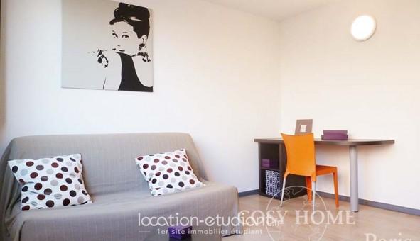 Logement étudiant COSY HOME - COSY HOME HERMES  - Villeurbanne (Villeurbanne)
