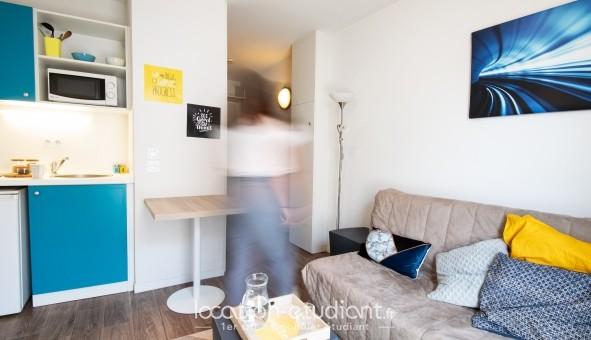 Logement étudiant CARDINAL CAMPUS - ESTUDIS 7  - Lyon 7ème arrondissement (Lyon 7ème arrondissement)