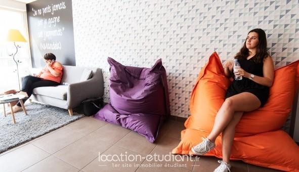 Logement étudiant CARDINAL CAMPUS - FLOOR 7  - Lyon 7ème arrondissement (Lyon 7ème arrondissement)