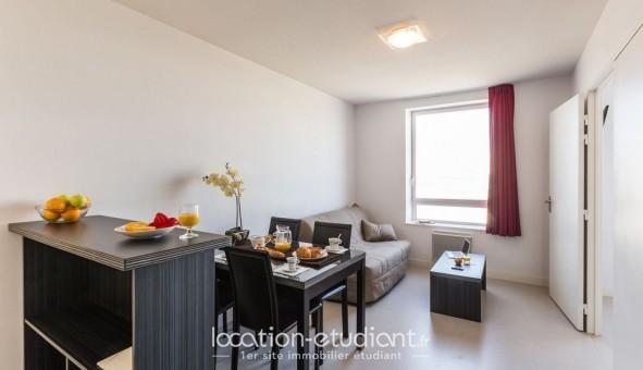 Logement étudiant ZENITUDE - FLUVIA  - Toulouse (31500)