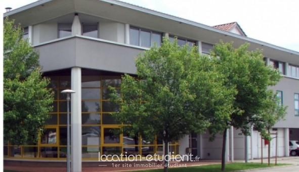 Logement étudiant ALFA 3A - JULIETTE RECAMIER  - Bourg en Bresse (Bourg en Bresse)
