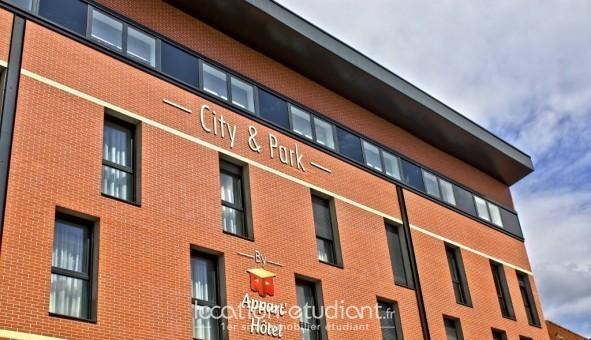 Logement étudiant KOSY APPART HOTELS - KOSY Appart'Hôtels - Résidence City & Park  - Troyes (Troyes)