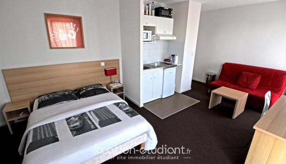 Logement étudiant KOSY APPART HOTELS - KOSY Appart'Hôtels - Résidence Equalis  - Troyes (Troyes)