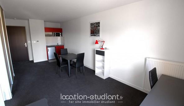 Logement étudiant KOSY APPART HOTELS - KOSY Appart'Hôtels - Résidence Sigma  - Troyes (Troyes)