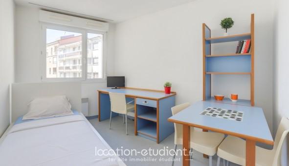 Logement étudiant ISIS GESTION - LE LOMBARD  - Lyon 7ème arrondissement (Lyon 7ème arrondissement)