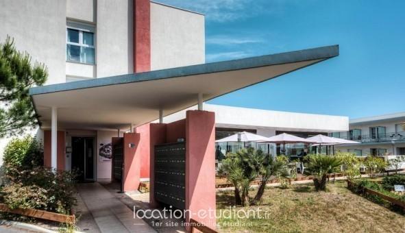 Logement étudiant ZENITUDE - LE MAESTRIA  - Antibes (06160)