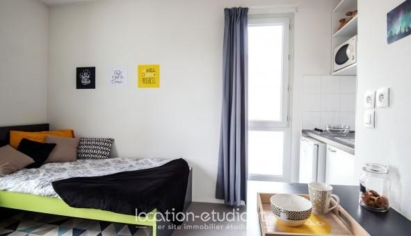Logement étudiant CARDINAL CAMPUS - LES ARTS BERTHELOT  - Lyon 8ème arrondissement (Lyon 8ème arrondissement)