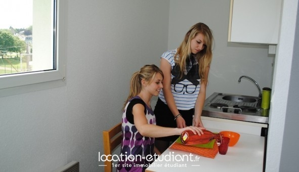 Logement étudiant MULHOUSE HABITAT - m2A Habitat  - Mulhouse (Mulhouse)