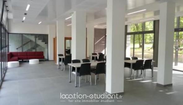Logement étudiant FOYERS DE SEINE ET MARNE - MARCEL LODS  - Fontainebleau (Fontainebleau)
